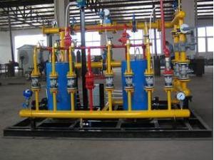 CNG减压站设备 (1)